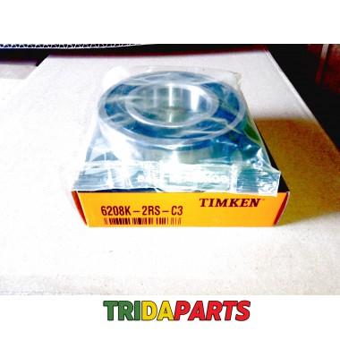 Підшипник 6208K 2RS C3 (TIMKEN)