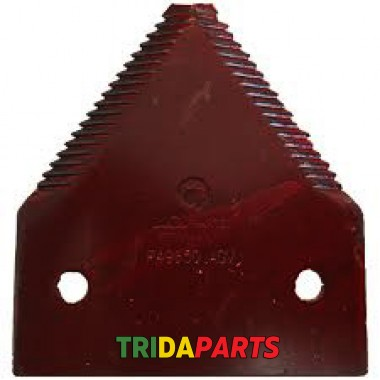 Сегмент коси жатки RS41818 / P49650 (AGV)