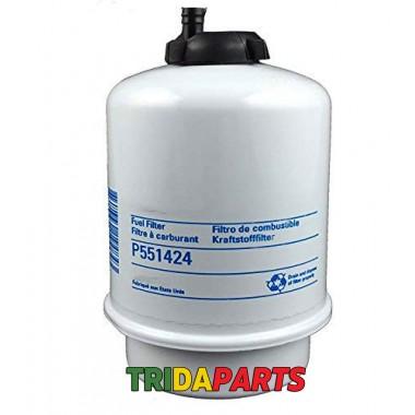 Фільтр т/очистки палива P551424 (Donaldson) RE64450 / RE62419 / RE509031/RE544394/RE526557