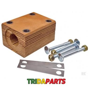 Підшипник соломотряса дерев'яний d=30 мм (AGV) 218254