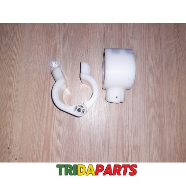 Держатель пальця Втулка пальця шнека Підшипник ковзання пластиковий AH171602 (KOUIMTZIS)
