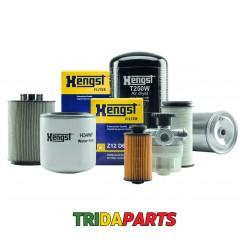 Фільтр паливний H7120WK30 (HENGST) 1335673 / 363513 / 133-5673