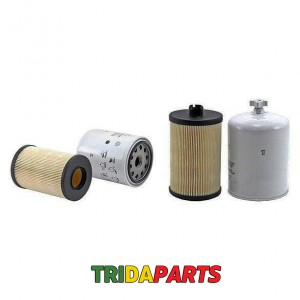Фільтр палива PFF5551 (PARKER) Комплект 2шт. грубой и тонкой очистки