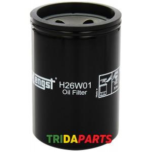 Фільтр масляний H26W01 (HENGST) RE59754