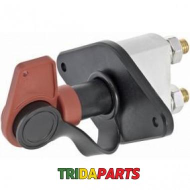Поворотний вимикач напруги 6EK 002 843-121 (HELLA)