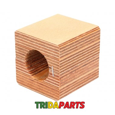 Підшипник дерев'яний граблини соломотряса 661667