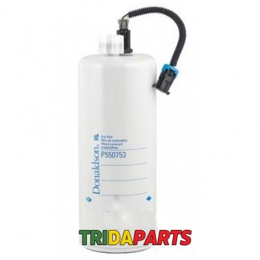 Фільтр паливний P550753 (Donaldson) RE522372 JD