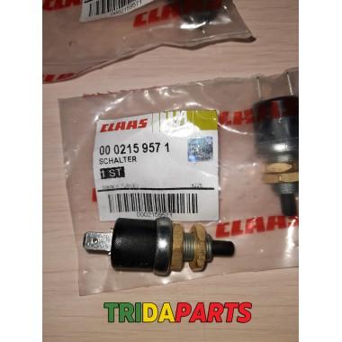 Перемикач Claas Lex. 670/ 640/600/580 Tuc.480/470  Jag900/830 арт. 215957.1 (Claas)