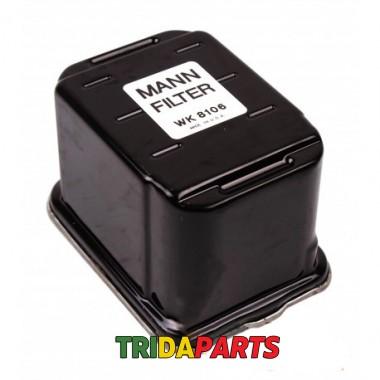 Фільтр паливний WK8106 (MANN)  RE27091 / AR86745 / RE57073