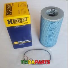 Фільтр масляний E251HD11 (HENGST)