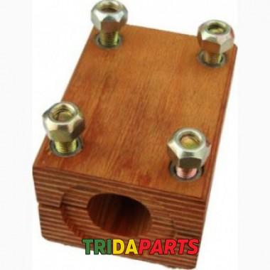 Підшипник дерев'яний 618254 (AGRI PARTS) Claas