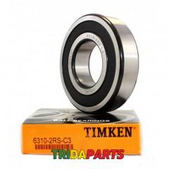 Підшипник 6310 2RS C3 (Timken)
