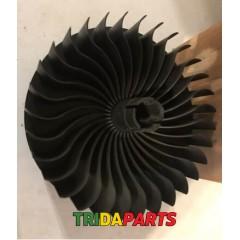 Крильчатка вентилятора вітру H130355